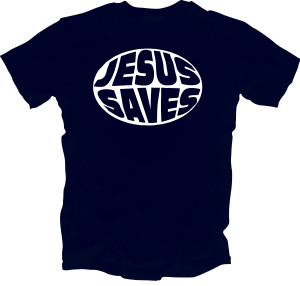 JesusSaves_Blue_front