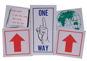One Way-1