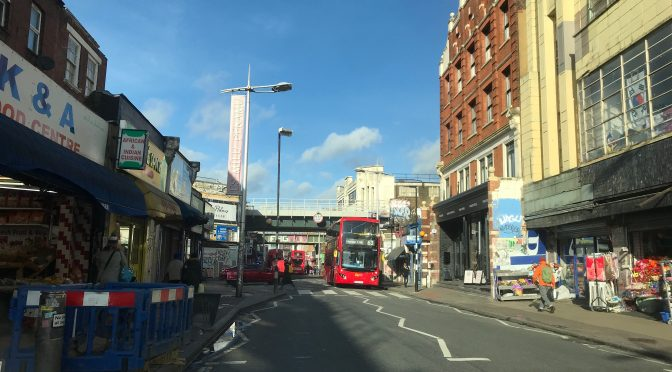 London Mission
