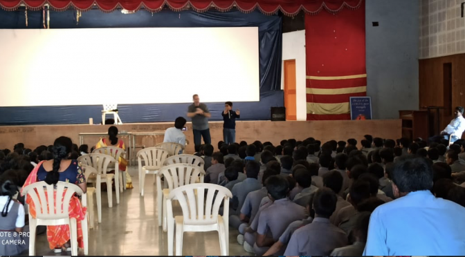 Sharing in the Schools